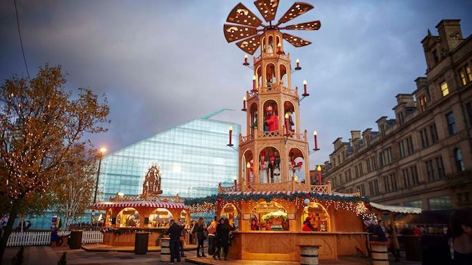 Manchester Christmas Markets (pic by Mark Waugh)