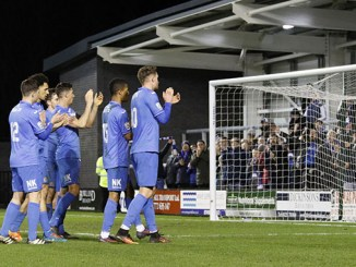 AFC Fylde, Stockport County