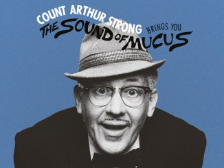Count Arthur Strong - The Sound of Mucas coming to Stockport Plaza