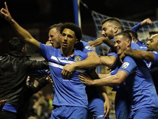 Lewis Montrose, Stockport County