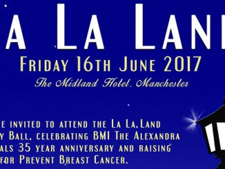 La La Land BMI Charity Ball