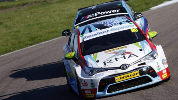 Tom Ingram, Speedworks Motorsport, Rockingham