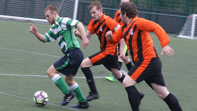 High Lane ease past Mellor in Stockport Senior Cup – South