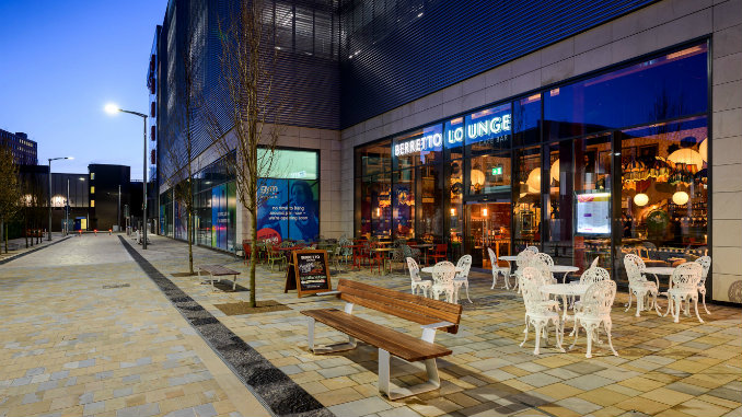 Berretto Lounge Opens At Redrock Stockport South