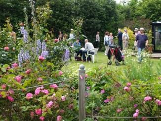 Didsbury Open Gardens