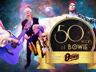 50 Years of Bowie at Stockport Plaza