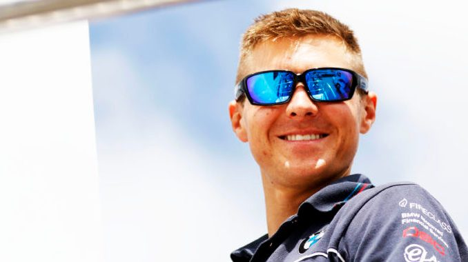 Christian Iddon will once again ride for TYCO BMW in 2019