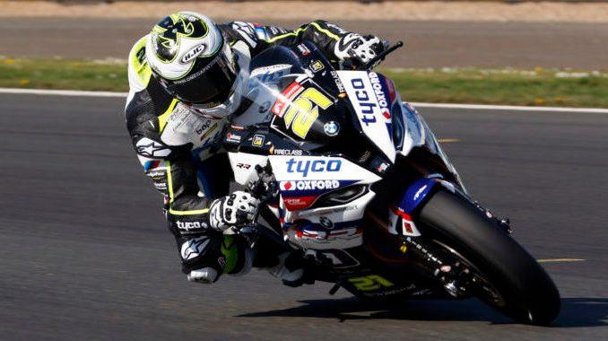 Christian Iddon. Bennetts British Superbike Championship. Silverstone. 21.4.19