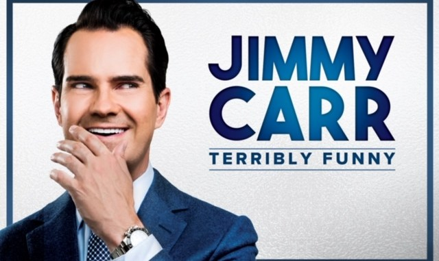 Jimmy Carr Stockport Plaza
