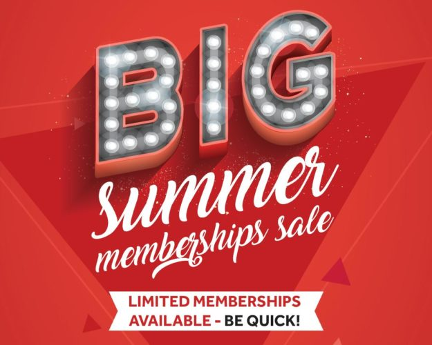 Life Leisure membership sale