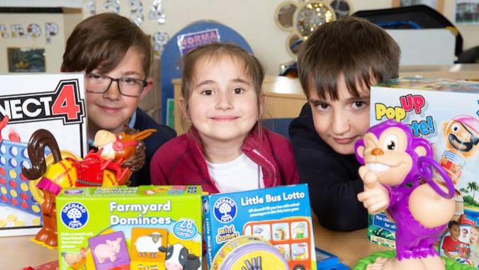 Children at Wythenshawe Children's Centre