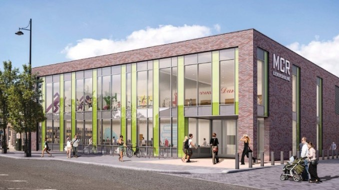 New leisure centre to open in levenshulme south - Altrincham leisure centre swimming pool ...