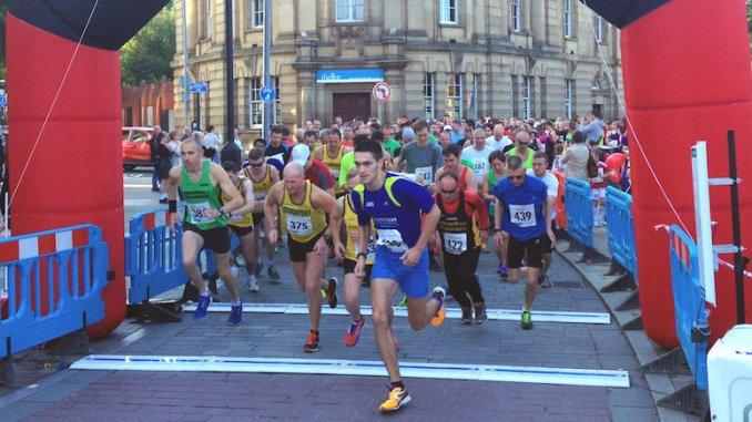 BIG Stockport Run 2015