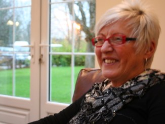 Beechwood volunteer Jean Fairhurst