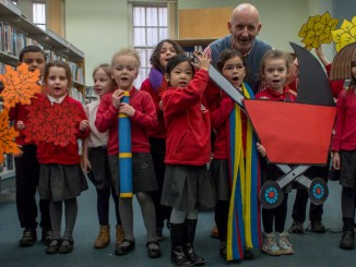 World Book Day: Nick Sharratt in Withington