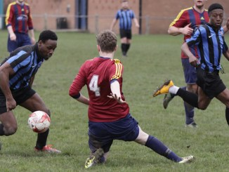 Bedians v Old Trafford and Gorse Hill
