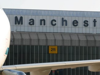 Manchester Airport growth