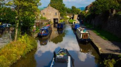 Marple Wharf by Jake Taylor