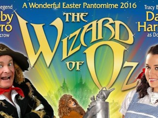 Stockpprt Plaza staging The Wizard of Oz - 12th April