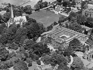 The Didsbury Campus in the 1940s