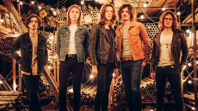 Blossoms to play gig at Stockport County's Edgeley Park in June 2019