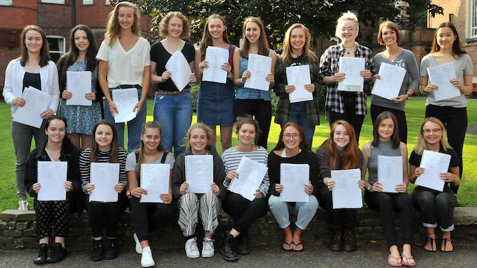 A-level results: Loreto pupils enjoy record-breaking year