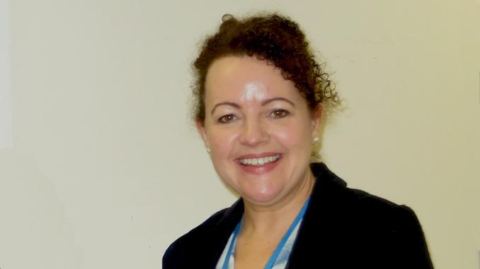 St Ann's Hospice - Rachel McMillan - dep CEO