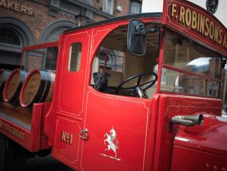 Robinsons Brewery 1927 Thornycroft