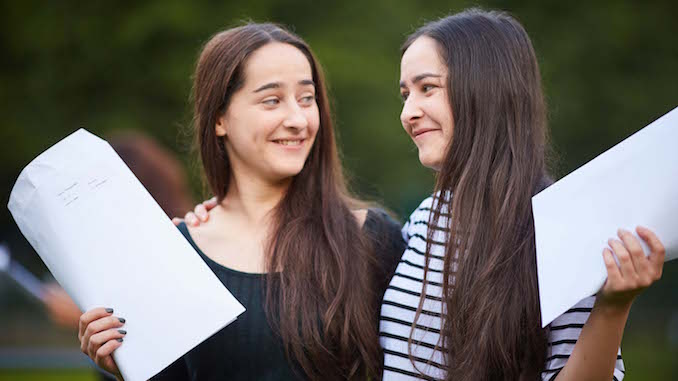 A-level results: Success for Parrs Wood and Whalley Range High School for Girls