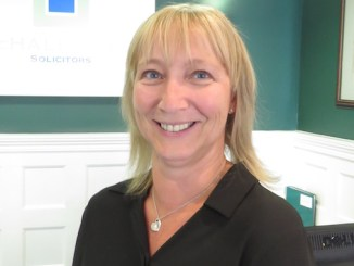 Sue Appleton is the new Head of Conveyancing at McHale and Co