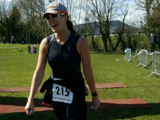 Vicci Schultz is taking on the South Manchester Marathon