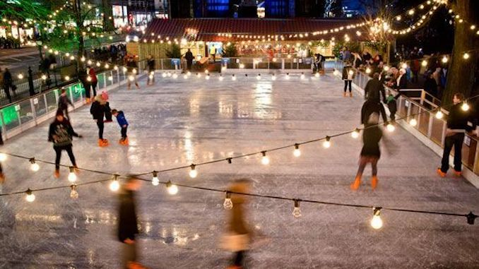 Ice rink to be part of Manchester's Christmas markets