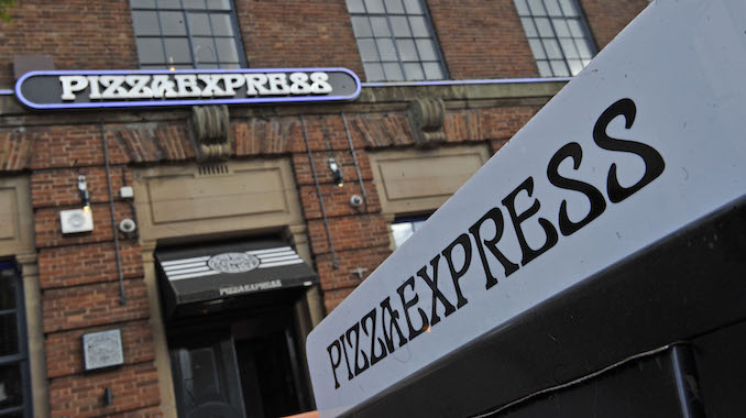PizzaExpress in West Didsbury reveals a new look