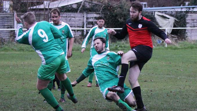 Old Stretfordians though in Manchester Amateur Cup