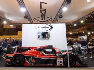 Speedworks unviel LMP3 car at Autosport International