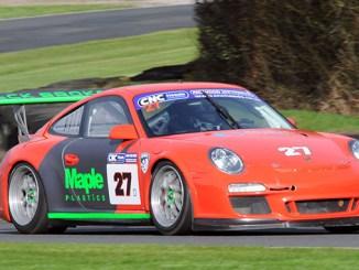 Gary Wardle wins at Oulton Park