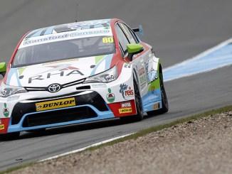 Tom Ingram, Speedworks Motorsport, Donington