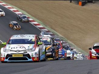 Tom Ingram, Speedworks Motorsport, Brands Hatch