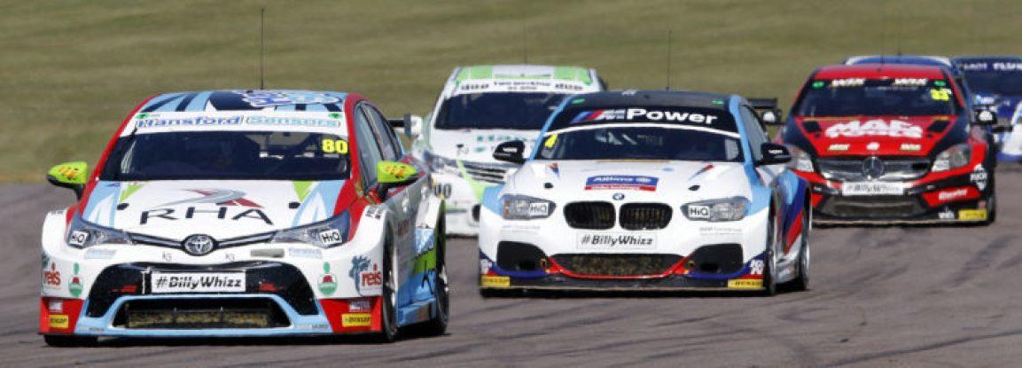 Tom Ingram, Speedworks Motorsport, Thruxton