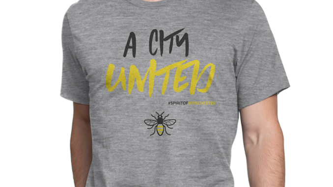 Clothes2order.com launches limited edition Manchester T-shirt