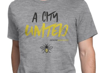 Clothes2order.com's limited edition Manchester T-shirt