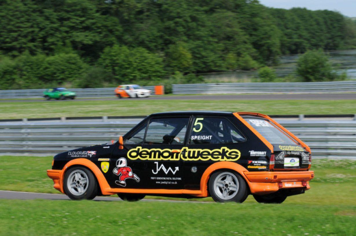 Greg Speight, XR Challenge, Oulton Park
