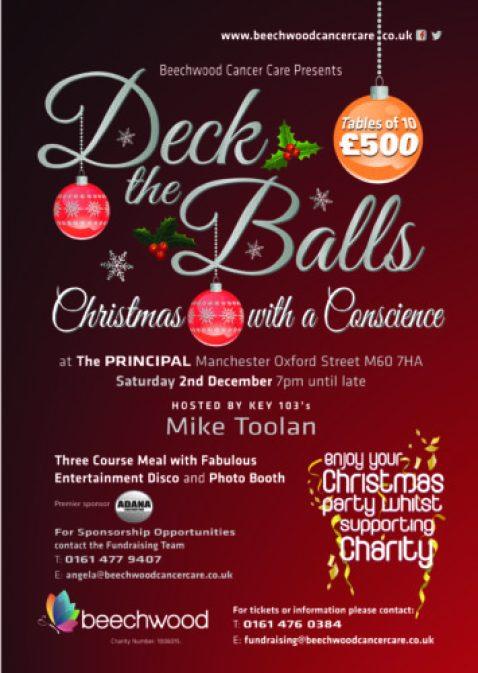 Deck the Balls poster