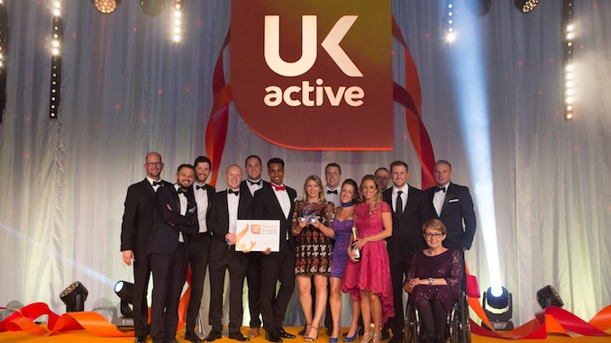 Life Leisure shortlisted for four national awards