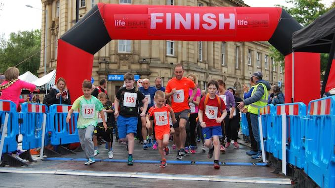 Big Stockport Run 2017
