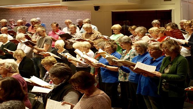 The St Ann's Hospice Festival Choir