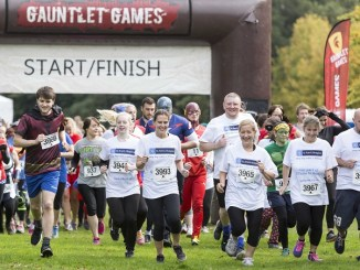 The Gauntlet Games Heaton Park
