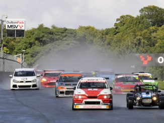 The Welsh Sports & Saloon Car Championship, Oulton Park