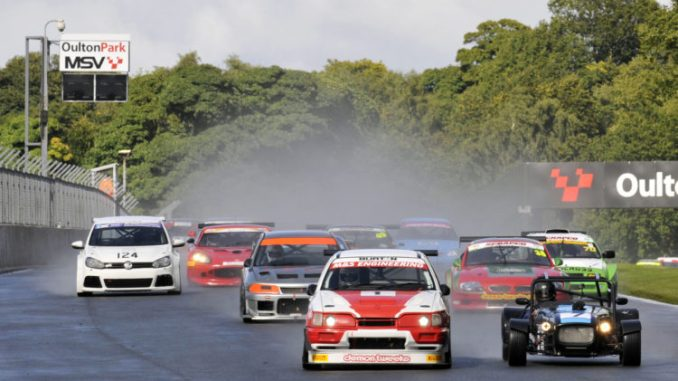 Oulton Park Hosts The British Racing Sports Car Club South