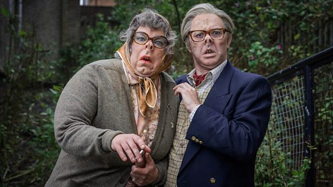 League of Gentlemen Christmas special filmed at the Vernon
